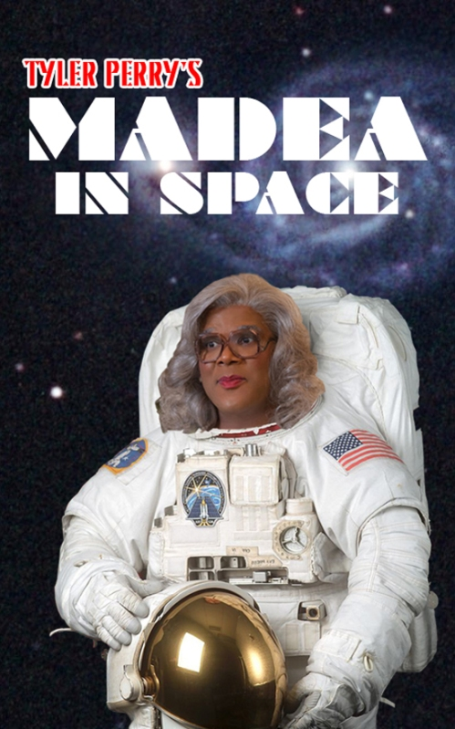 Madea-In-Space